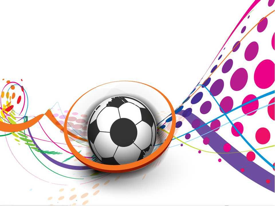 体育足球文化PPT模板下载