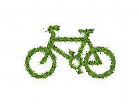 绿叶创意环保主题PPT图片素材