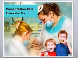 牙齿保护知识宣讲ppt模板下载
