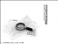 股市分析市场金融PPT宝藏模板下载