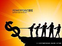 金融投资危机PPT宝藏模板下载